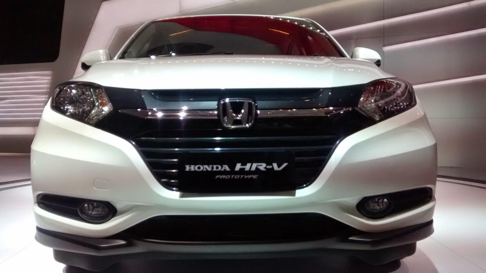 Spesifikasi, Fitur dan Harga Honda HR-V