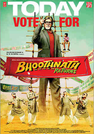 Bhootnath Returns 2014 DVDRip 1GB Full Hindi Movie Download x264 Watch Online Free bolly4u