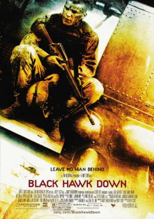 Black Hawk Down 2001 Dual Audio Hindi 480p BluRay 450MB ESubs