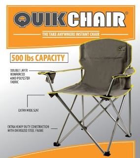 Heavy Duty Camping Chairs Folding Best List 1