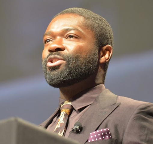 David Oyelowo [Nigerian-British actor] awards leadership scholarships to 5 Chibok girls