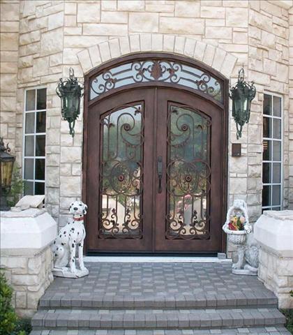 Wrought Iron Doors San Antonio 818 633 8306