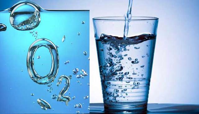 Manfaat Air Oksigen Untuk Kesehatan Wajah