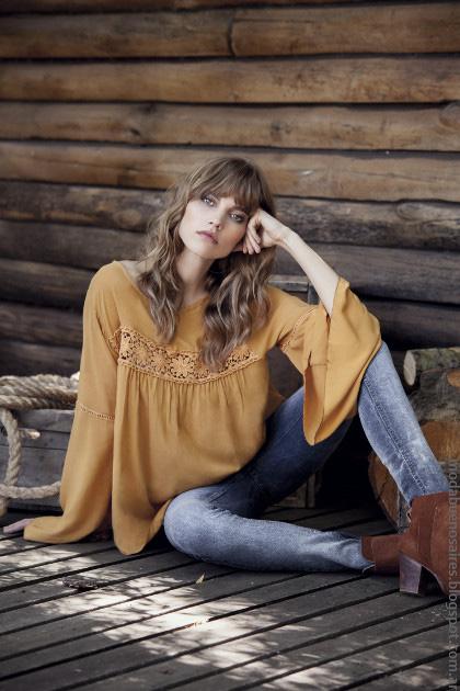 Moda invierno 2016 Sweet. Moda ropa de mujer Sweet invierno 2016.