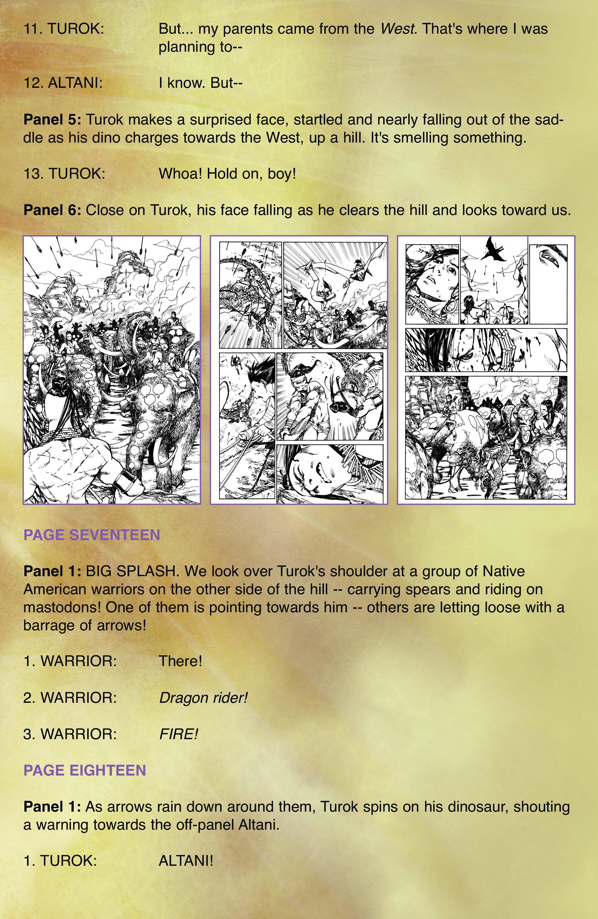 Read online Turok: Dinosaur Hunter (2014) comic -  Issue # _TPB 2 - 101