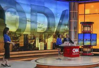 Frekwensi Channel Terbaru CNN Indonesia FTA di Telkom 1
