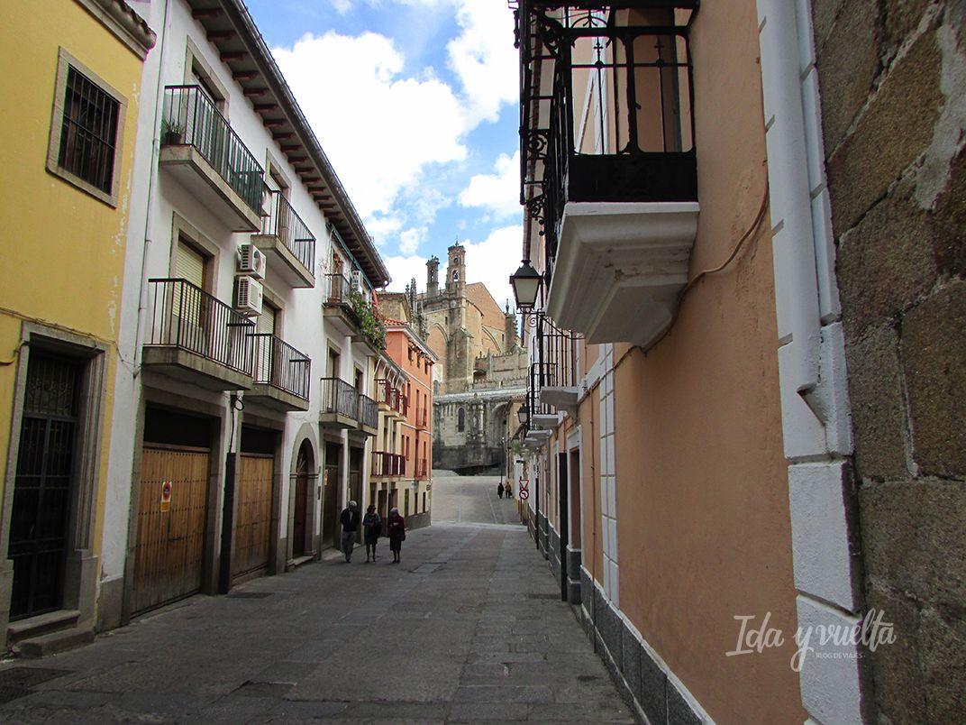 Visitar Plasencia catedral