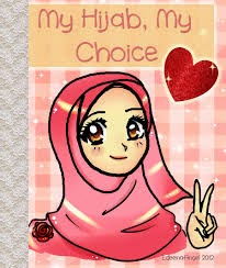 Dear Little Auntie: Wearing Hijab in front of my Cousin