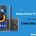 Custom Recovery - CWM Galaxy S2 Duos TV (GT-S7273T)