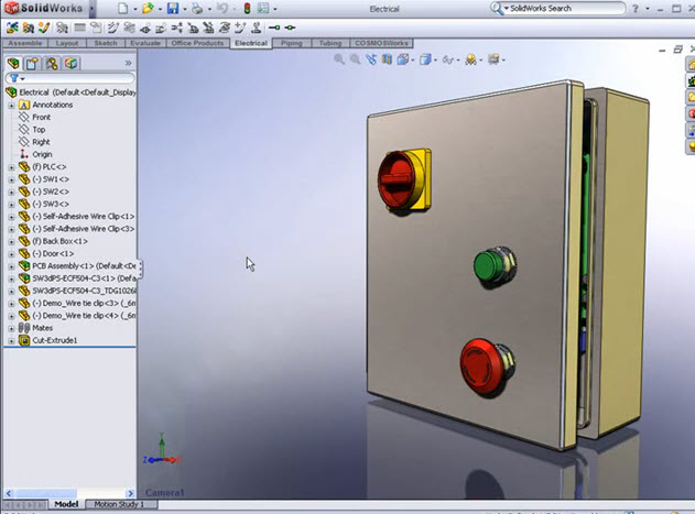 solidworks electrical routing tutorial pdf