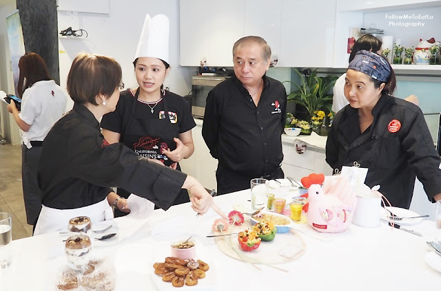 Judging Time With 3 Judges & Our Team Leader, Miriam Goh
