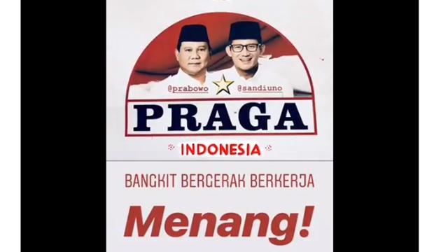 Bentuk Grup 'Prajurit Garuda' Tim Prabowo-Sandi, Eka Gumilar Ajak Para Pejuang Cyber Bergabung