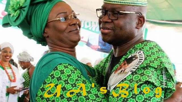 EXCLUSIVE: EFCC begins investigation of Fayose, wife