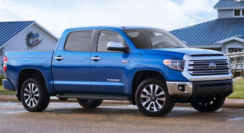 Toyota Tundra 4wd Detail 2018 Features Specs