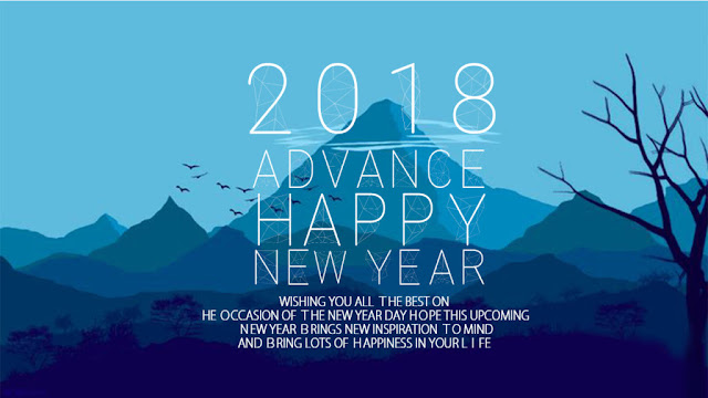 Advance Happy New Year Images