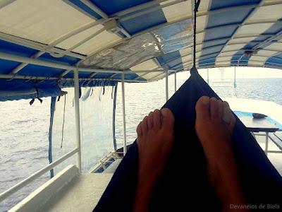 Mergulho na Tailândia - liveaboard