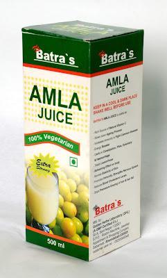 Amla Juice by Batra's