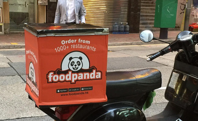 Tinuku Ola acquired Delivery Hero's Foodpanda India
