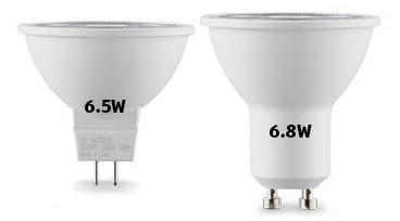 Aldi's LED bulbs to replace halogen downlights