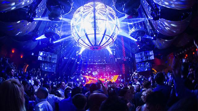 Balada Marquee NightClub em Las Vegas