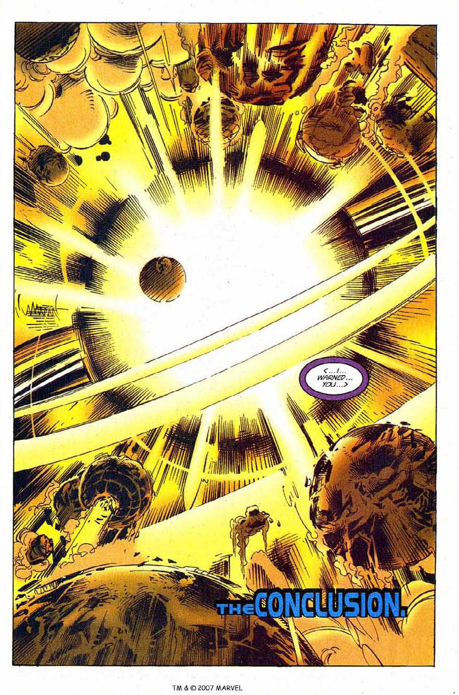 Read online Silver Surfer (1987) comic -  Issue #120 - 33