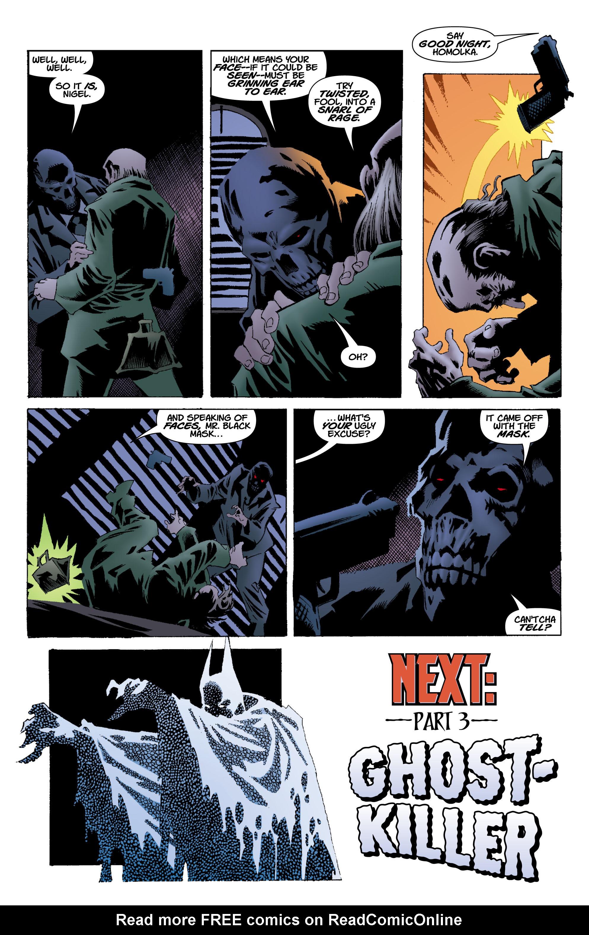 Read online Batman: Unseen comic -  Issue #2 - 23
