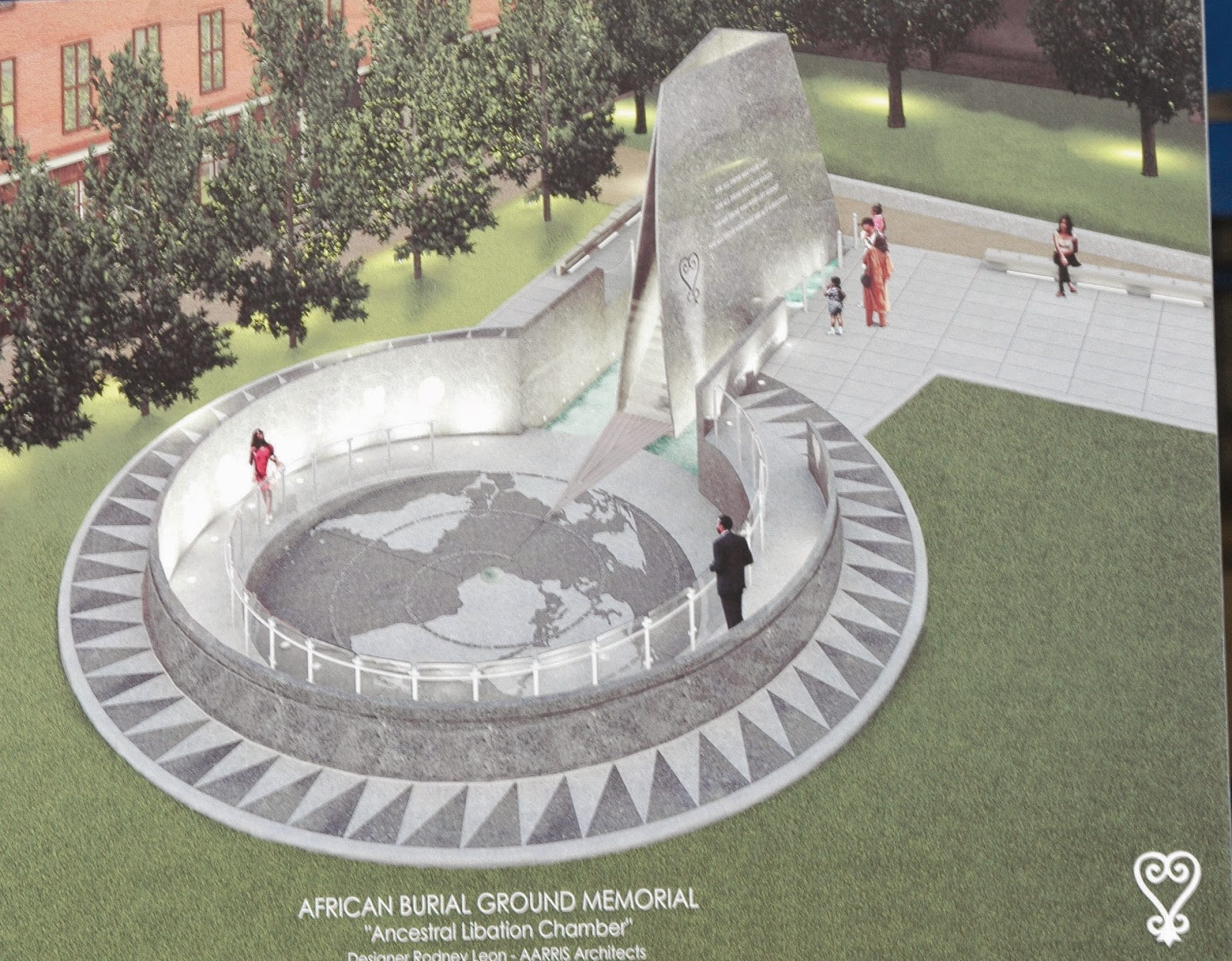 Spend Unforgettable Time in New York  African Burial Ground National Monument