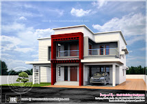 Flat Roof Small House Designs
