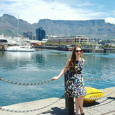 waterfront table mountain cape town dress