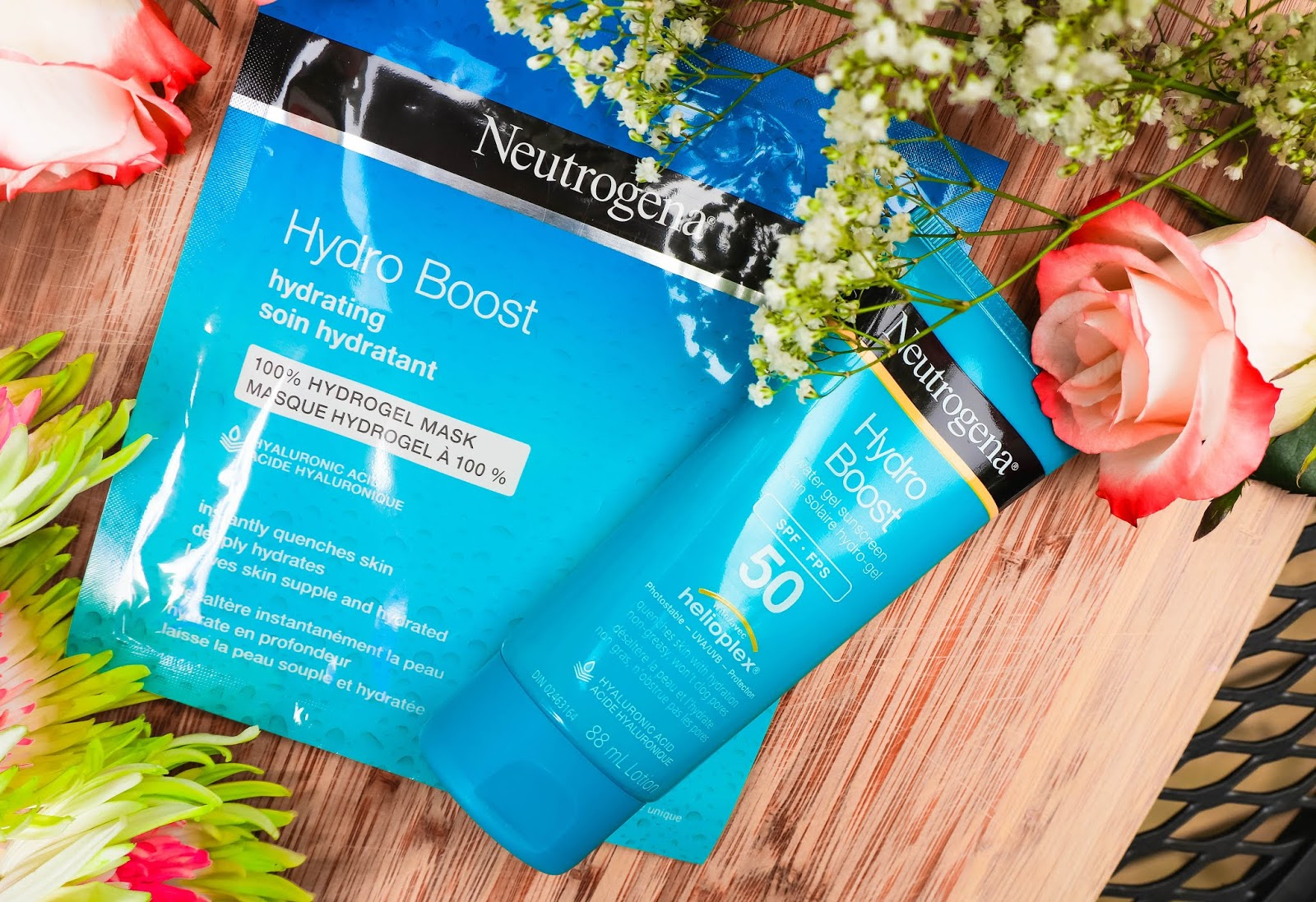 neutrogena hydro boost review mask sunscreen