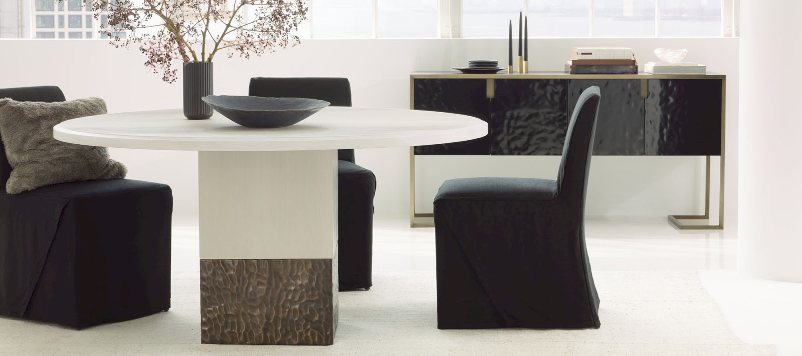 fiorito interior design: kara mann for baker