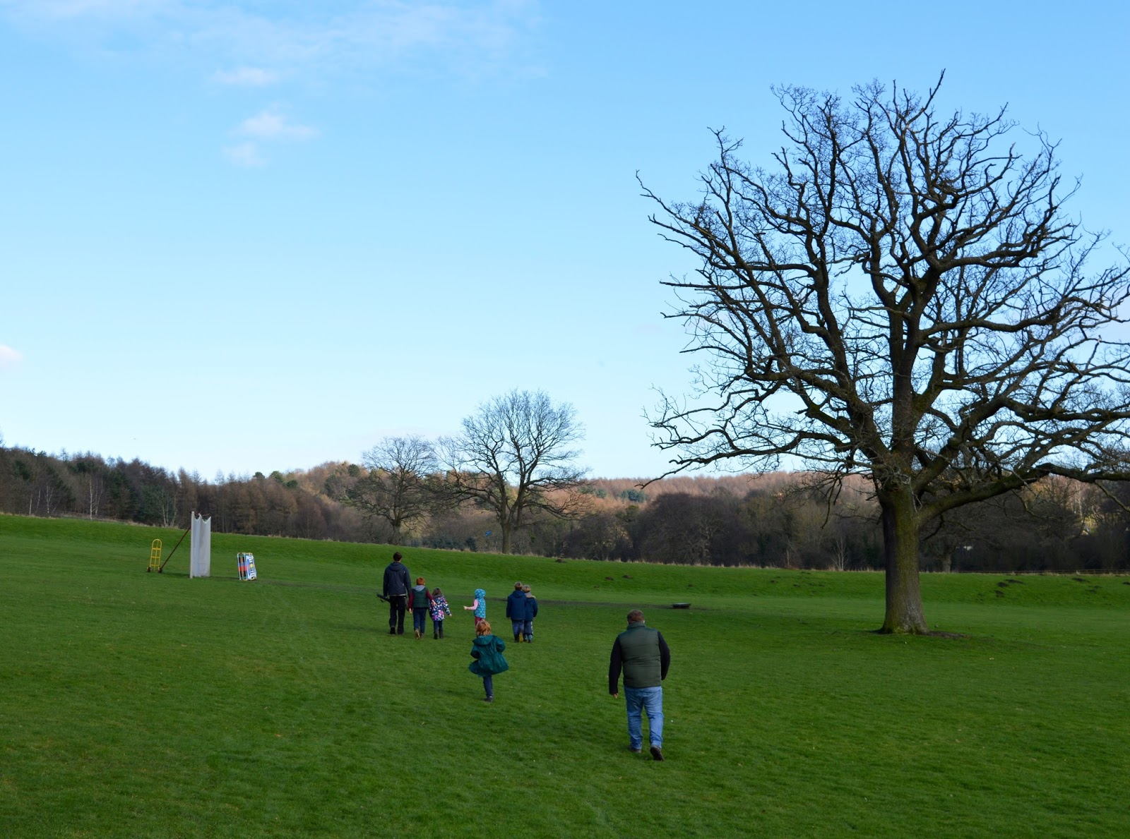 Beamish Wild   School Holiday Club & Activities in County Durham   North East England - archery field