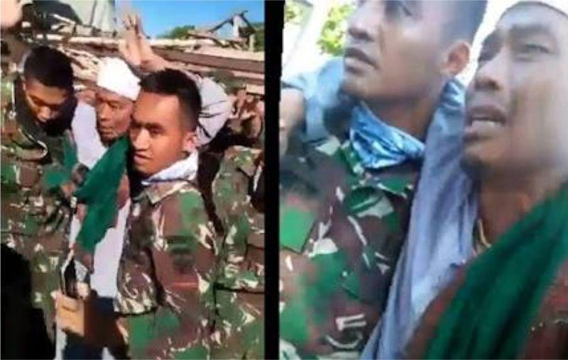 Detik-detik Seorang Pria Diselamatkan Setelah Tertimbun Reruntuhan Masjid Puluhan Jam