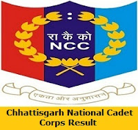 Chhattisgarh National Cadet Corps Result
