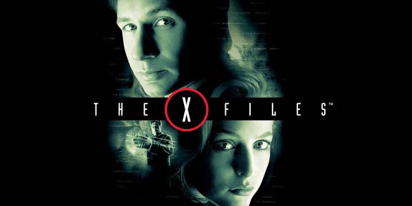 film serial barat era 90-an, the x-files