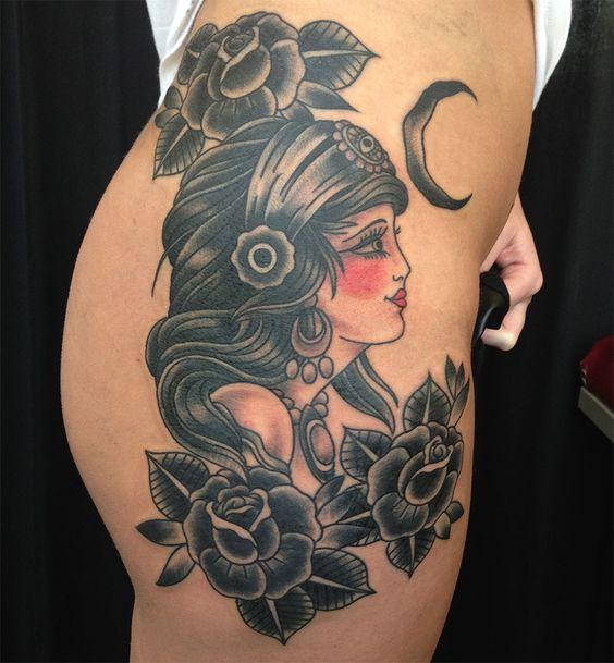18 Best Gypsy Tattoo Ideas & Meanings