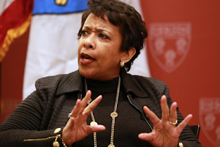 Former Attorney General Loretta Lynch Has A Message For 'The Resistance'