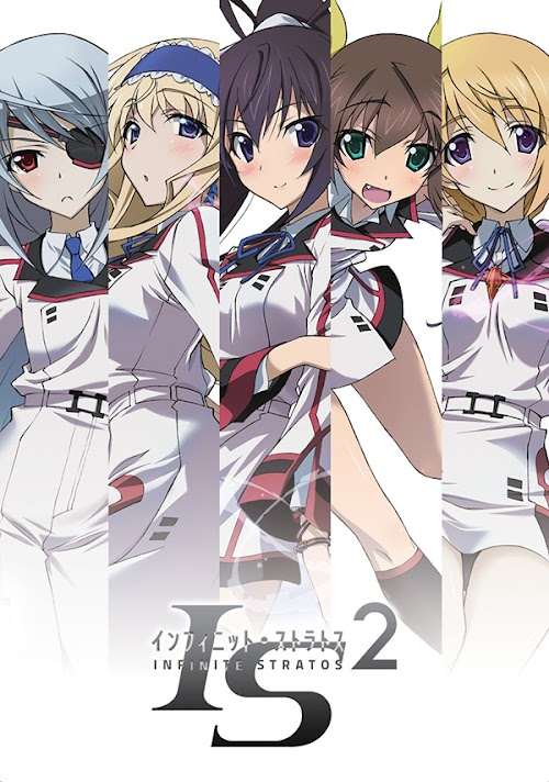 Descargar IS: Infinite Stratos 2 - Hitonatsu no Omoide [Ova][Sub Español][MEGA] HDL][Sin Censura]