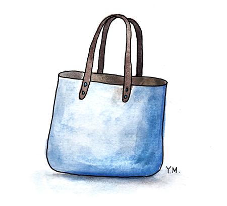 Bag by Yukié Matsushita