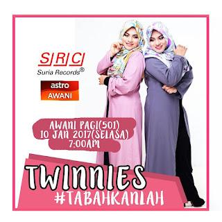 Twinnies - Tabahkanlah