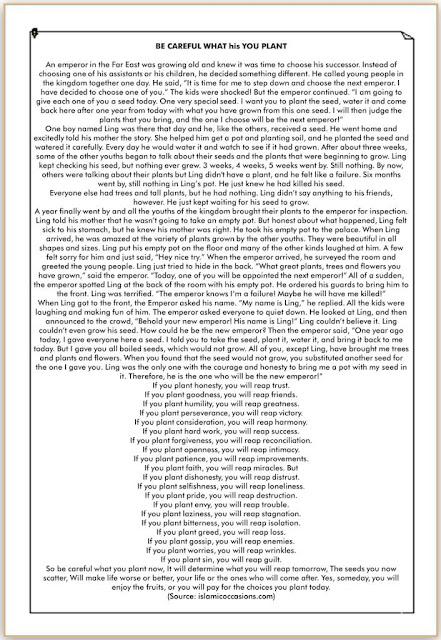 Cerita Pendek tentang Kejujuran Bahasa Inggris
