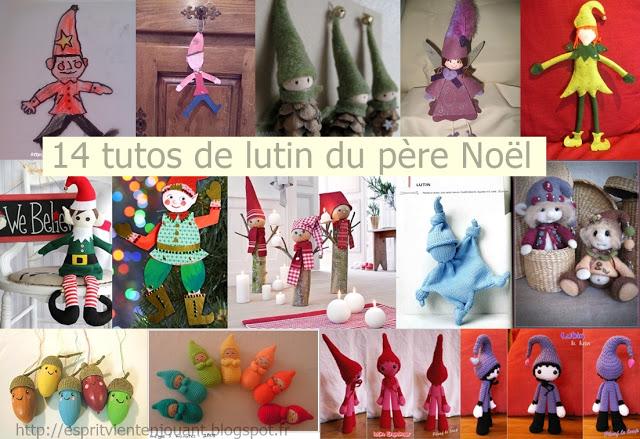 Noel Decorations Creation Pour Le Village