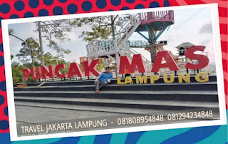 Travel Cempaka Putih Ke Lampung Termurah