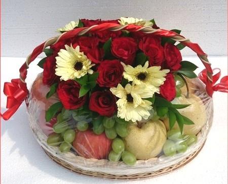 Rusty Florist Jakarta Online Flower Shop Parcel Buah Dan Bunga Segar