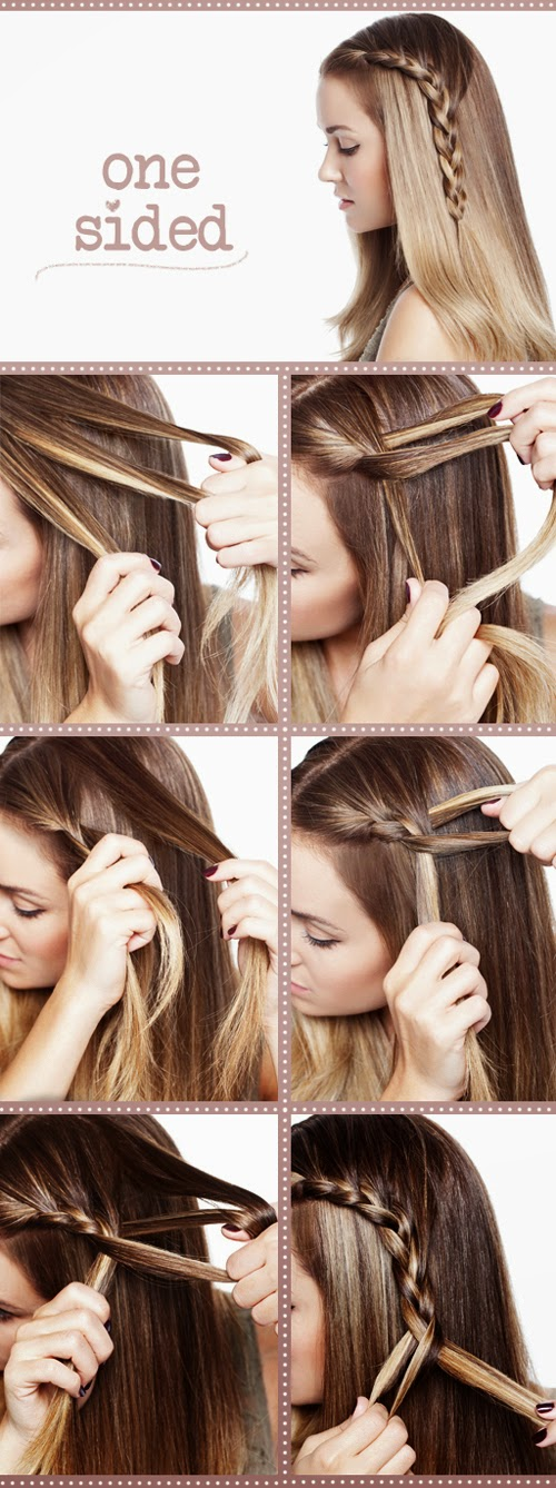 Estremamente Look Like A Model: Tutorial hairstyle: come fare acconciature con  AB28