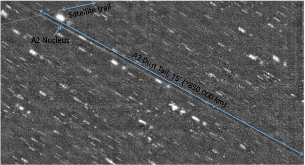 A2_annotated - Sự khác nhau giữa sao chổi và tiểu hành tinh là gì?