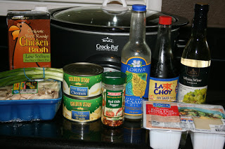 These are the ingredients you need to make hot and sour soup in the crockpot slow cooker