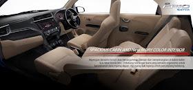 Mobil Honda Brio Satya