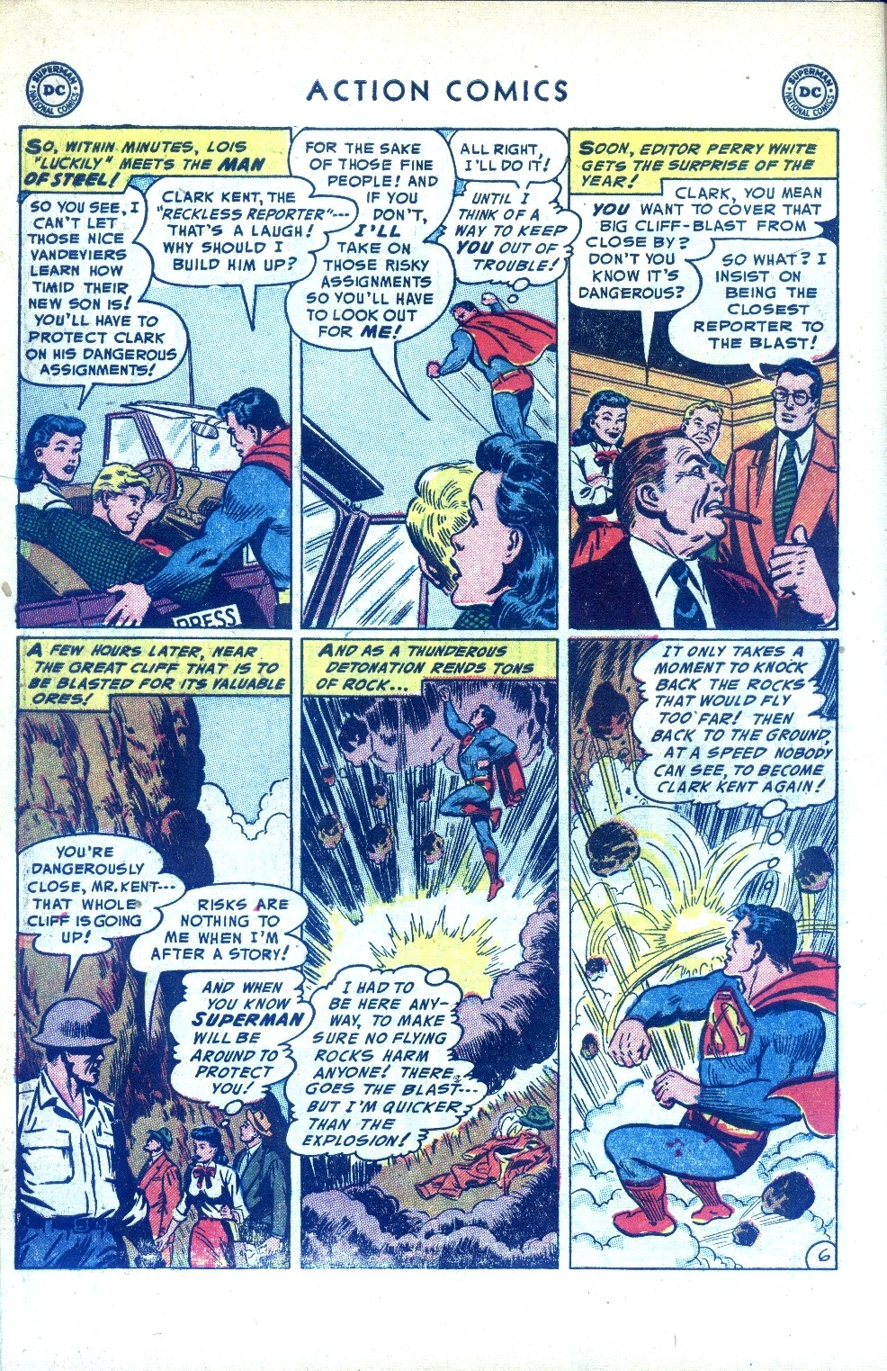 Read online Action Comics (1938) comic -  Issue #189 - 8