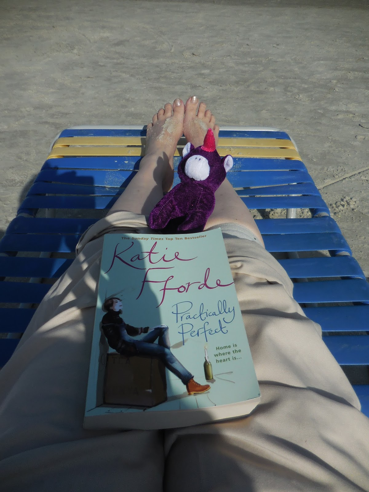 A Katie Fforde Book From Across The Pond And Look Unicorn